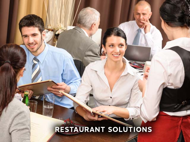restaurant communications