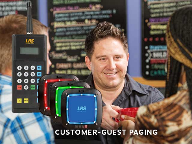 customer coaster call pagers