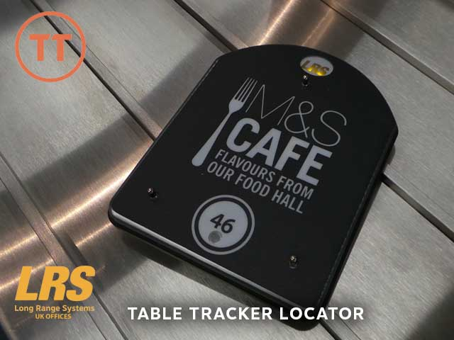 table locator fast casual